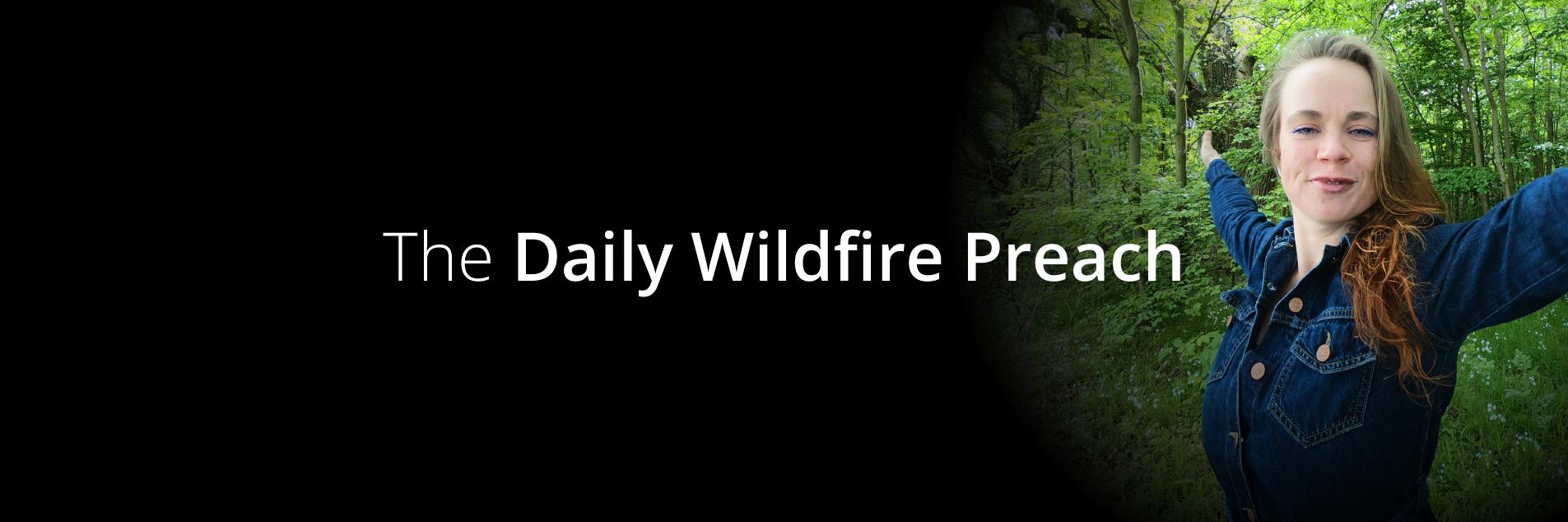 The-daily-wildfire-preach